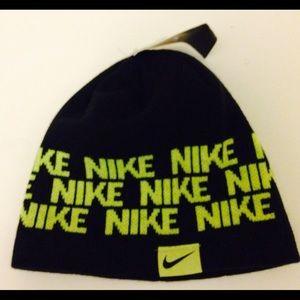 3f0d52f3f Kids Yellow Nike Hat on Poshmark